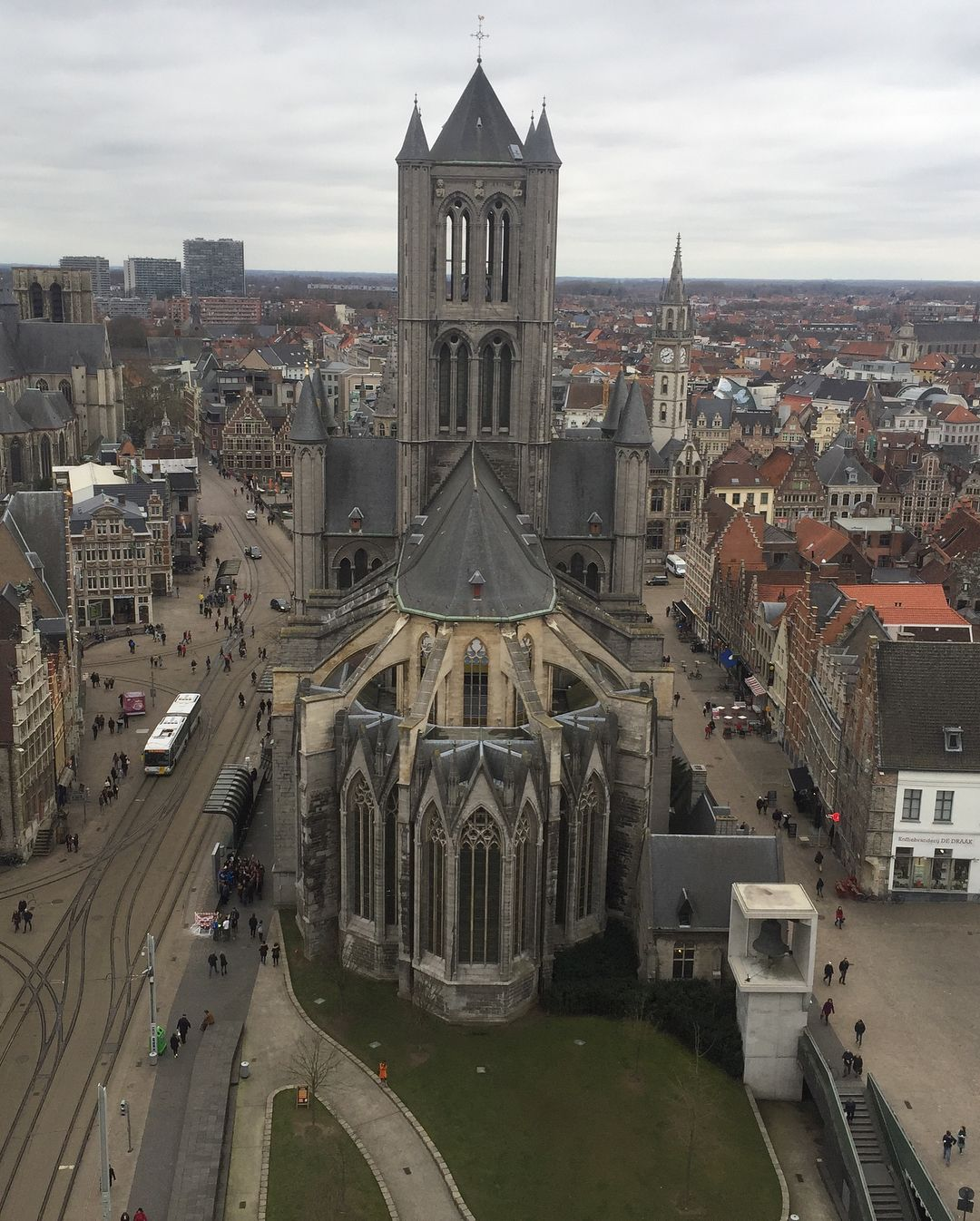 Ghent tower 2